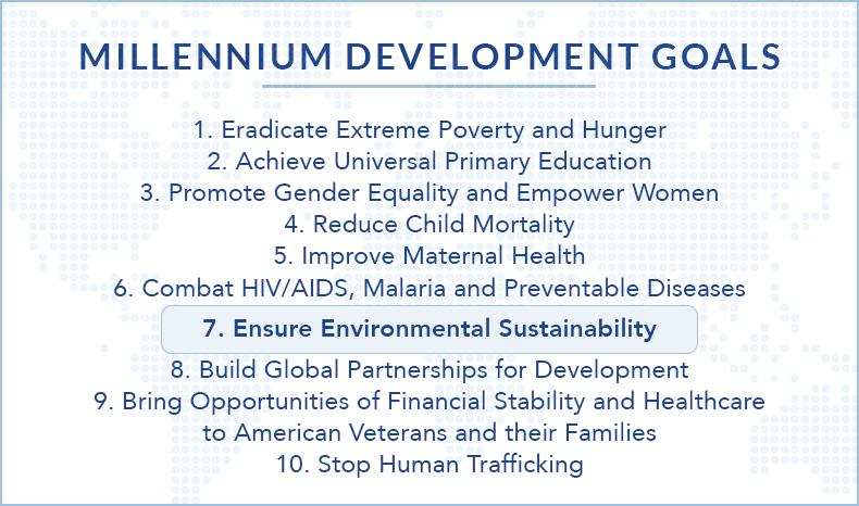 MDG Environment